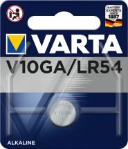 Gombíková batéria Varta V10GA/LR54