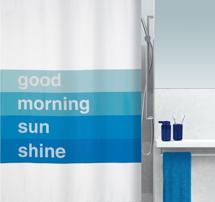 Good morning-Sprch.závěs 180x200