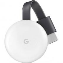 Google Chromecast 3, biely