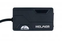GPS lokátor Helmer LK 512 pre sled. motocyklov a elektrobicyklov