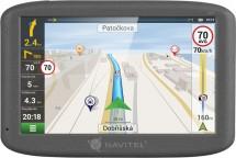 "GPS Navigácia 5"" Navitel F150 LM, 5 krajín, Speedcam"