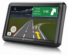 """GPS Navigácia Mio Navman 5000, 5"""" doživotná aktualizácia"""