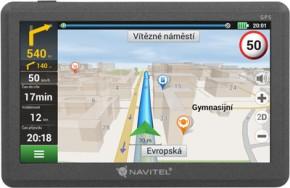 "GPS Navigácia Navitel E200 5"", Truck, speedcam, 15 krajín, LM POU"
