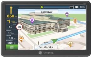 "GPS Navigácia Navitel E707 7"",Truck, speedcam, 47 krajín, LM"