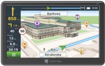 """GPS Navigácia Navitel E707 7"""",Truck, speedcam, 47 krajín, LM ROZB"""
