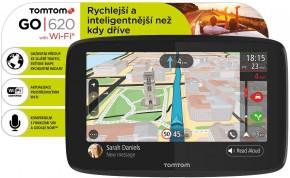 """GPS Navigácia Tomtom GO 620 6 """",doživotná aktualizácia,ROZBALENO"""
