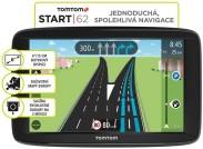"""GPS Navigácia Tomtom START 62, 6"""" doživotná aktualizácia,ZÁNOVNÉ"""