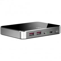 Grafénová powerbank Prestigio 10000mAh, 18W, Qi, USB-C