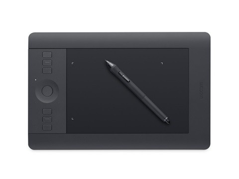 Grafické tablety Wacom Intuos Pro S