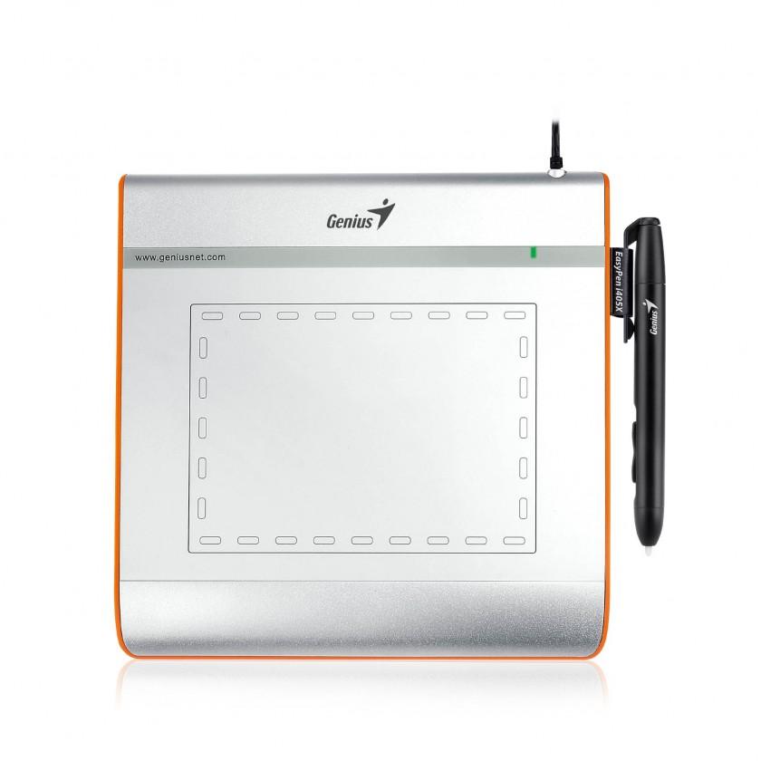 Grafický tablet Grafický tablet Genius EasyPen i405X (31100061104)