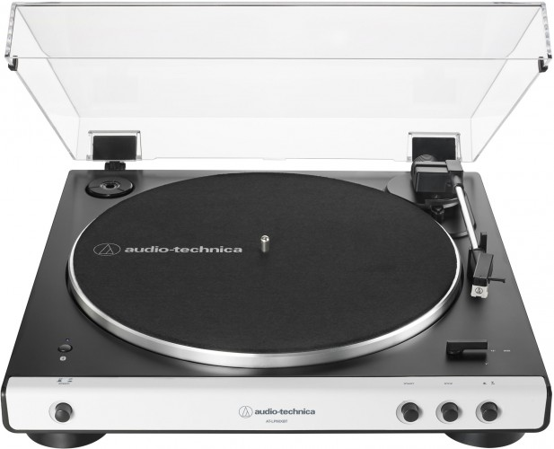 Gramofón Audio-Technica AT-LP60XBTWH