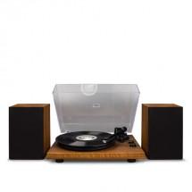 Gramofón Crosley C62, hnedý