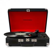 Gramofón Crosley Cruiser Deluxe, čierny