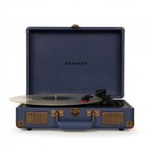 Gramofón Crosley Cruiser Deluxe, modrý