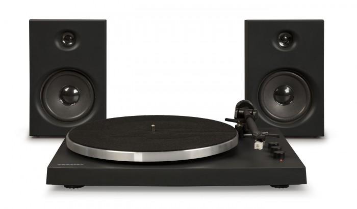 Gramofón Crosley T150, čierny