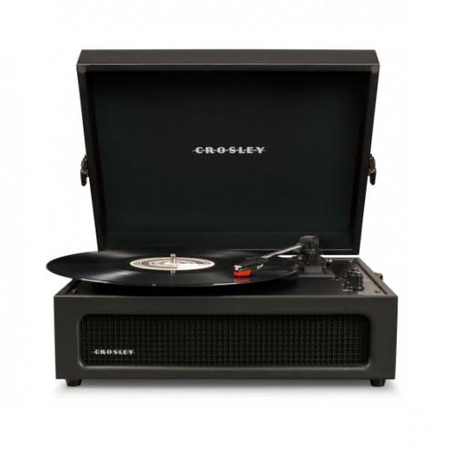 Gramofón Crosley Voyager, čierny