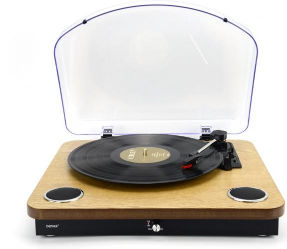 Gramofón Denver VPL-210 Wood