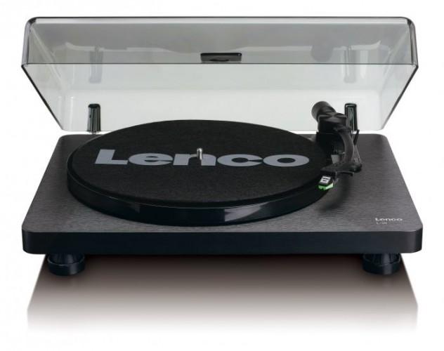 Gramofón Lenco L-30, čierny