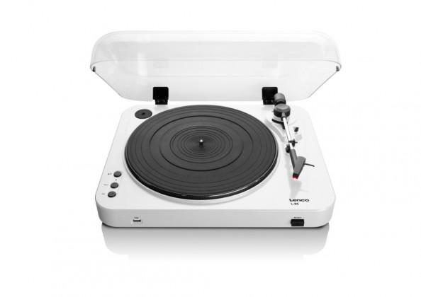 Gramofón LENCO L-85 White