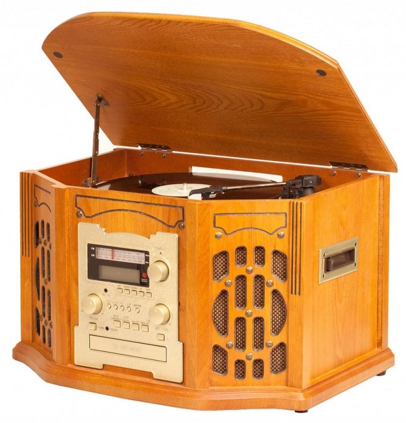 Gramofón Orava RR-64 ROZBALENÉ