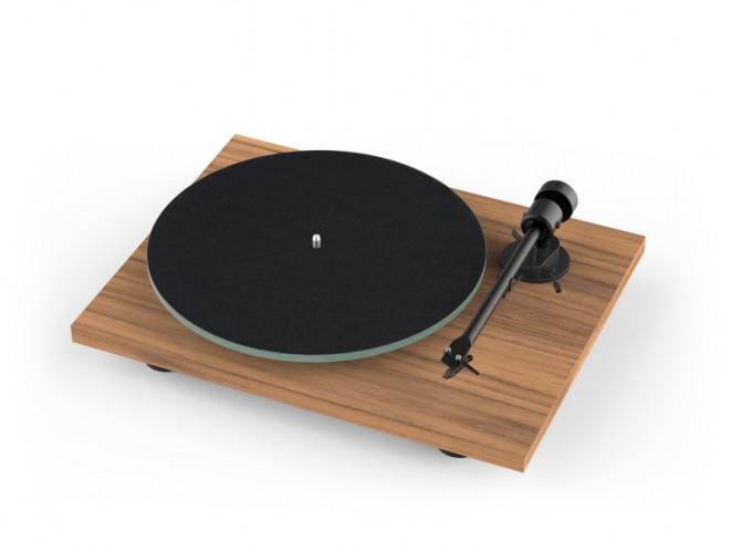 Gramofón Pro-Ject T1 BT, hnedý