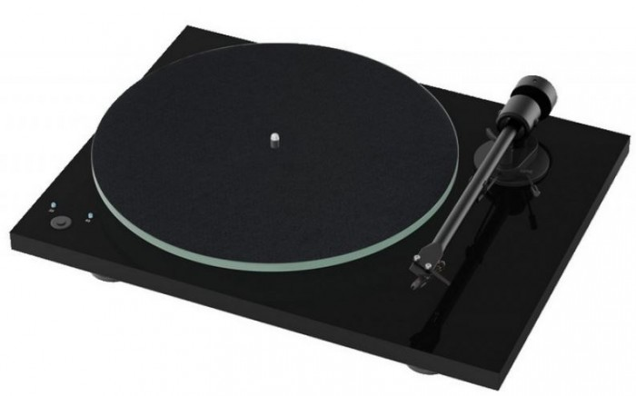 Gramofón Pro-Ject T1 Phono SB, čierny