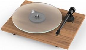 Gramofón Pro-Ject T1 Phono SB, hnedý