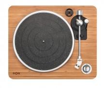 Gramofón retro MARLEY Stir It Up - Signature Black POUŽITÉ, NEOPO