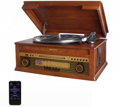 Gramofón Roadstar HIF-1799T