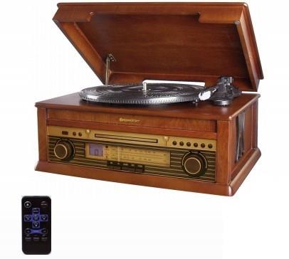 Gramofón Roadstar HIF-1799T POUŽITÝ, NEOPOTREBOVANÝ TOVAR