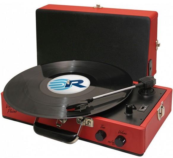 Gramofón Roadstar TT-540RD