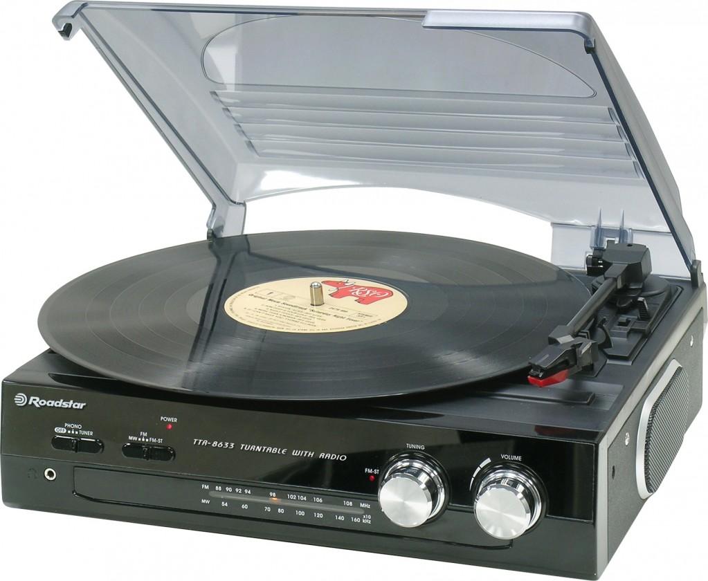 Gramofón Roadstar TTR-8633