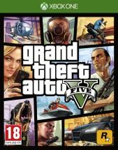 Grand Theft Auto V - XONE 5026555284080