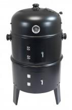 Gril 3v1, 40cm (čierna)