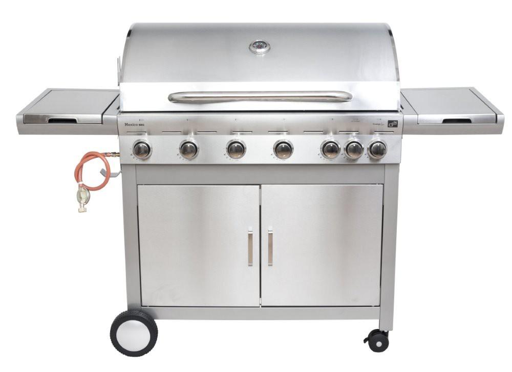 Gril G21 Plynový gril Mexico BBQ Premium line