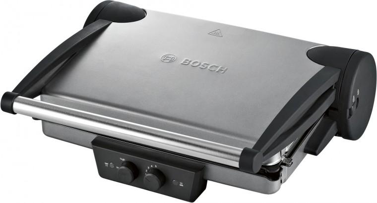Gril Kontaktný gril Bosch TFB4431V nerezový