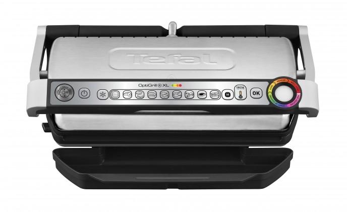 Gril Kontaktný gril Tefal Optigrill + XL GC722D34, 2200W