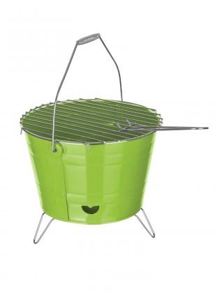 Gril, príslušenstvo Gril Bucket (zelená)