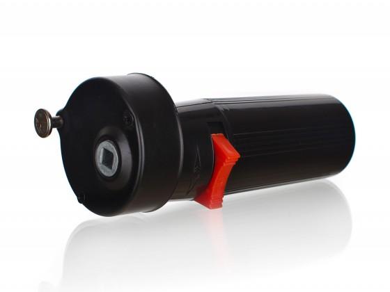 Gril, príslušenstvo Grilovací motoriek na batérie (čierny)