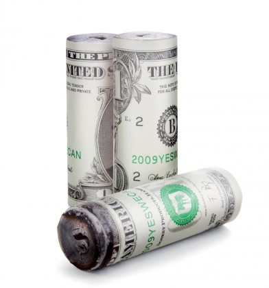 Gril, príslušenstvo Podpaľovač, dekor dolar 3k (dolar)