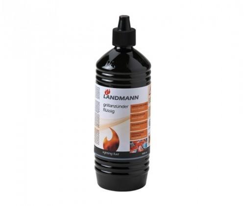 Gril, príslušenstvo Tekutý podpaľovač, 500 ml (čierne)