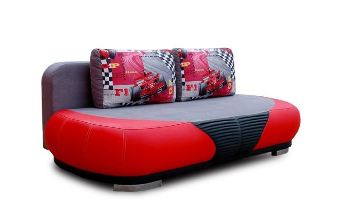 GT 3 (červená)