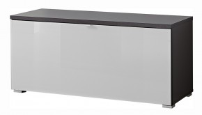 GW-Alameda - Botník,1x výklopné dvere (antracit/biela)