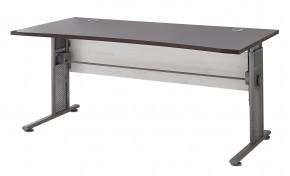 GW-Profi - Výškovo nastaviteľný stôl (smrekovec/dub havana)