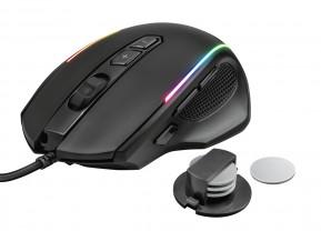 GXT 165 Celox Gaming Mouse + ZADARMO podložka pod myš Olpran