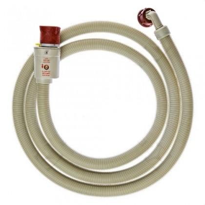 Hadice k práčkam Bezpečnostná prívodná hadica 2,5m E2WIS250A2