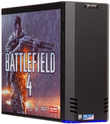 HAL3000 Battlefield 4 /AMD FX-6350/8GB/1TB/ATI R9 270X/DVD/ W8.1