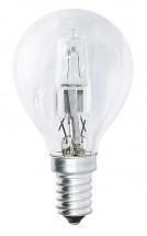 Halogénová žiarovka ECO MINI GLOBE E14 28W P45
