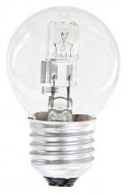 Halogénová žiarovka ECO MINI GLOBE E27 28W P45