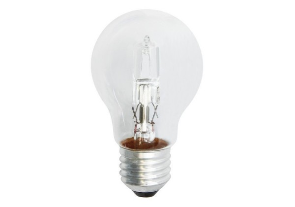 Halogénové žiarovky Halogénová žiarovka ECO CLASSIC A60 E27 70W